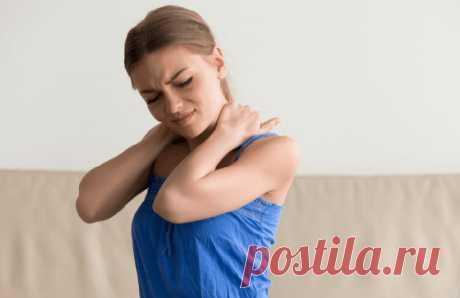 Отеки, головная боль и боль в шее - указывают на ригидность затылочных мышц. Они спазмированны. Можно снять спазм с затылочных мышц. Сделать 4 упражнения.