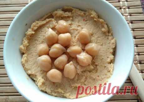 Хумус - пошаговый рецепт с фото. Автор рецепта Вика Япарова . - Cookpad