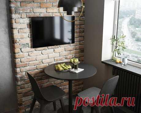 12 кухонь площадью всего 5 кв. м, которые удивят продуманным дизайном   ИДЕИ ВАШЕГО ДОМА   Яндекс Дзен
