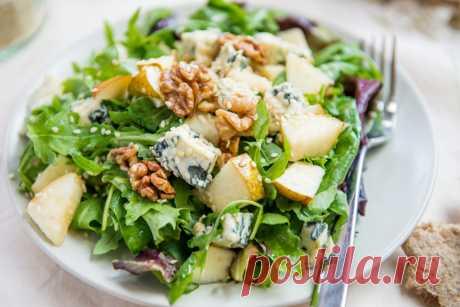 8 рецептов вкусных французских салатов — Франция | Bienvenue