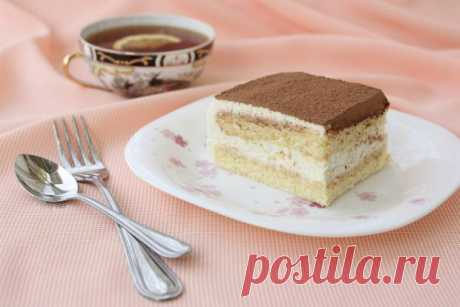 Extraordinary simple, but tasty dessert.