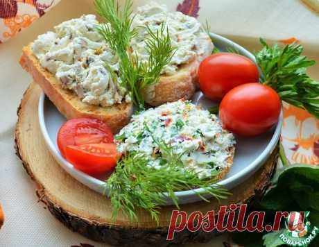 Творожная паста для бутербродов, три варианта – кулинарный рецепт