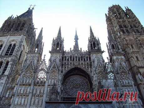 Руанский собор Франция