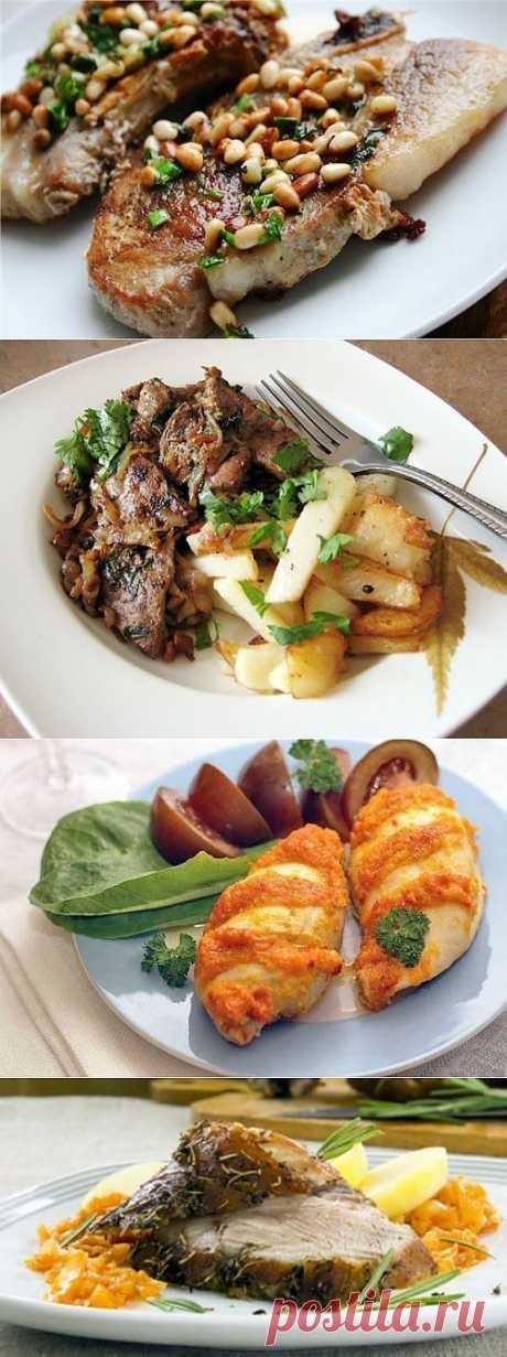 Португальская кухня: 4 мясных блюда / Простые рецепты