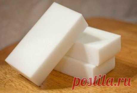 13 идей использования меланиновой губки 13 идей использования меланиновой губки.Такая губка работает, как ластик. Вам не нужны дополнительные средства. Чтобы удалить грязь и налет, достаточно намочить ее холодной водой и потереть поверхност...