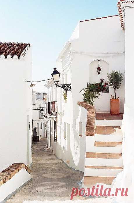 Андалусия, Испания | Места о которых я мечтаю