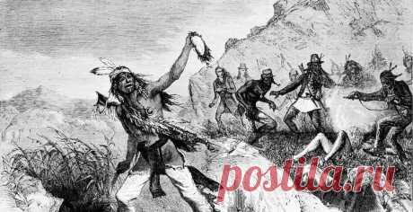 Откуда пошел этот кровавый обычай и зачем на самом деле индейцам нужны были скальпы врагов?