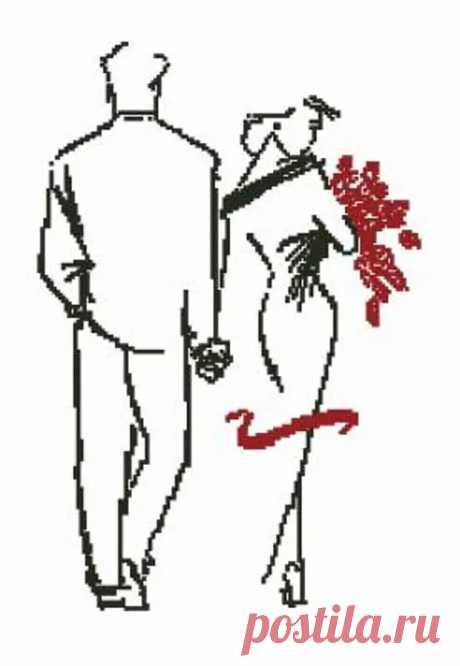 Влюбленная пара - Домоводство - медиаплатформа МирТесен