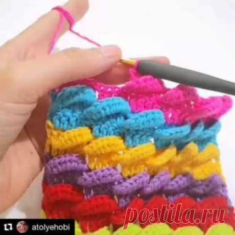 (13) СТИЛЬНОЕ ВЯЗАНИЕ спицами и крючком - Knitting & Crochet