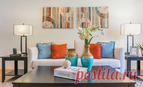 Маленькие стильные гостиные: 15 примеров – Вдохновение