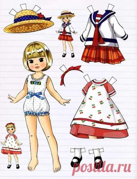 Схемы для вырезания бумажных кукол с детьми Еще не так давно бумажные куклы для вырезания пользовались огромным спросом на... Читай дальше на сайте. Жми подробнее ➡