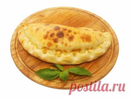 Kaltsone - the closed pizza