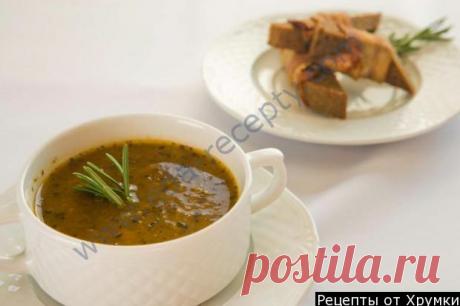 Суп пивной по-польски