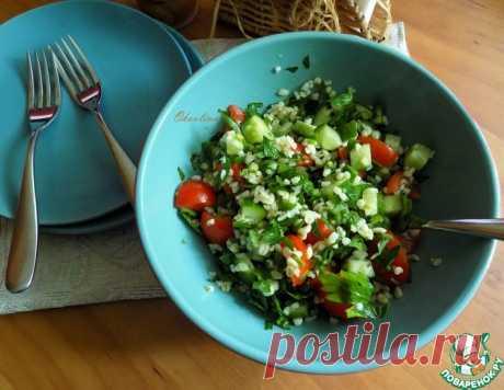 Табуле – кулинарный рецепт