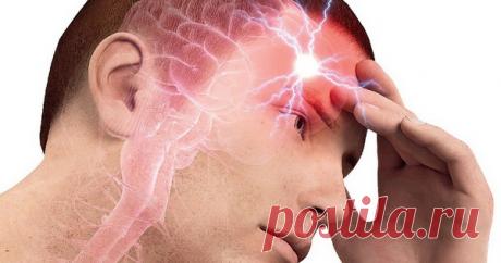 Способ, который 100% спасет человека от инсульта