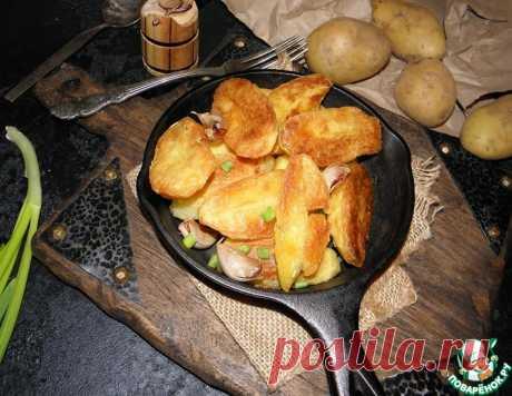 """Печеный картофель """"Самый вкусный!"""" - кулинарный рецепт"""