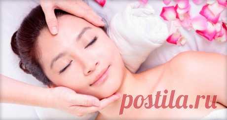 Как делать точечный массаж шиацу для омоложения