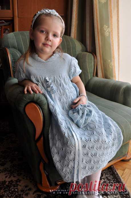 Knitting to girls spokes: dresses, tunics, sundresses | Records in the heading Knitting to girls spokes: dresses, tunics, sundresses | World of my numerous hobbies!!!!!!!!!!!