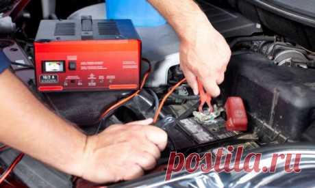Как долго и каким током заряжать аккумулятор автомобиля? | TuningKod