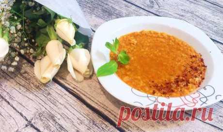 Очень вкусный суп из чечевицы - Давайте объединим вкусное, полезное, простое — и приготовим очень вкусный турецкий суп из красной чечевицы «Эзо Гелин». Это один из самых популярных супов в Турции. Он густой, достаточно сытный, согревающий,... Read more »