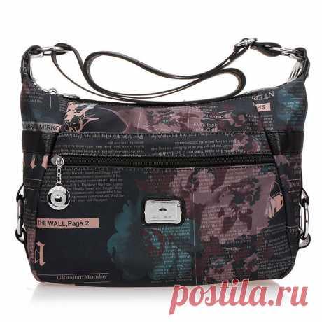 Женское Повседневная повседневная легкая сумка через плечо Сумка Crossbody Сумки Ваш друг поделился с вами модным сайтом и дает вам скидку до 20%! требуй это сейчас.