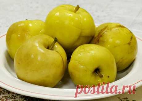 Яблоки моченые в банках: готовим традиционную русскую закуску на зиму | Кулинарные записки обо всём | Яндекс Дзен