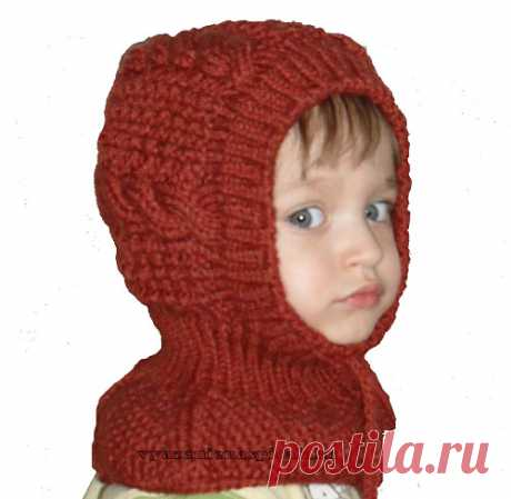 El gorrito-casco infantil tejido por los rayos