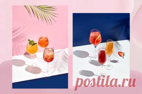 Топ-5 альтернатив коктейлю Aperol Spritz - Beauty HUB