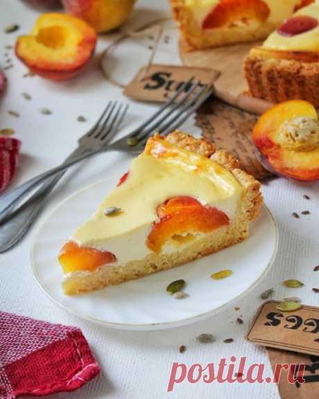 Простой, быстрый и вкусный летний пирог