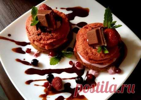 """(2) Десерт """"Безмятежность"""" - пошаговый рецепт с фото. Автор рецепта Настасья🏃🏼♂️ 🏃♂️ . - Cookpad"""