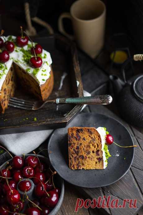 Фруткейк — пирог для загородных посиделок | Andy Chef (Энди Шеф) — блог о еде и путешествиях, пошаговые рецепты, интернет-магазин для кондитеров |