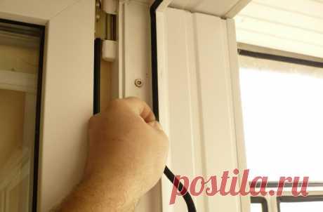 Esta astucia simple me ha ayudado librarse de las corrientes de aire. ¡Ahora en mi casa siempre es caliente! - es útil Saber