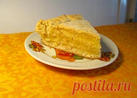 """Пирог """"Лимонник"""". Как приготовить лимонный пирог в Рождеству   Рецепты   Яндекс Дзен"""