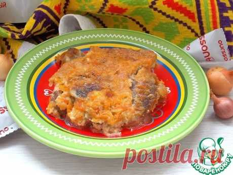 Индюшачьи стейки в заливке из ряженки – кулинарный рецепт
