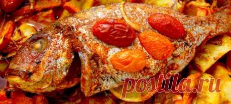 Рыба для еврея // Jewish.Ru — Глобальный еврейский онлайн центр