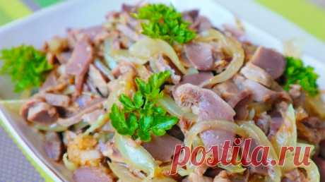 Всем по карману! Маринованные куриные желудки в остром маринаде — Кулинарная книга - рецепты с фото
