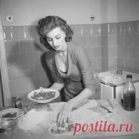 The special edition: Sophia Loren: humus — ЖЖ