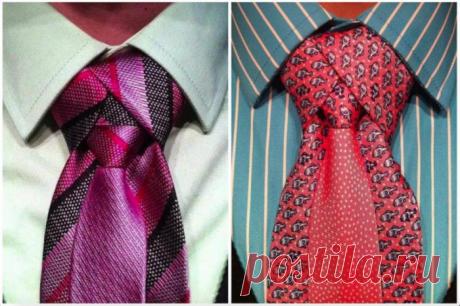 Как завязать галстук просто – разные способы, пошаговые фото, видео