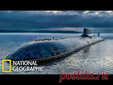 Субмарина апокалипсиса - Чудеса инженерии | Документальный фильм про подводную лодку