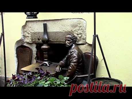 Львов. Улочки старого города. Lviv. The streets of the old city.