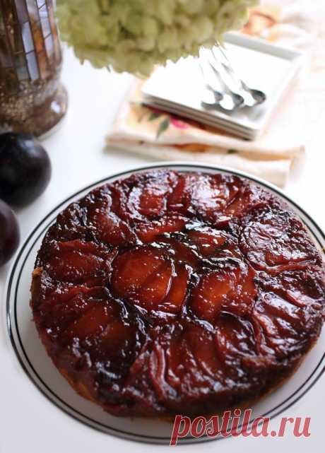 Перевернутый Сливовый Пирог / Plum Upside-Down Cake - Была бы курочка, приготовит и дурочка — LiveJournal Просматривайте этот и другие пины на доске Рецепты пользователя Olena Teplykh. Теги
