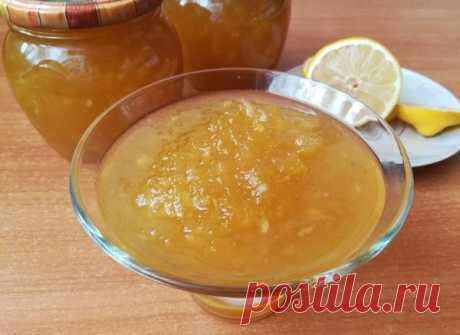 Кабачковое варенье с лимоном через мясорубку\ Любимое варенье моего мужа | Вкуснейшая кухня | Яндекс Дзен