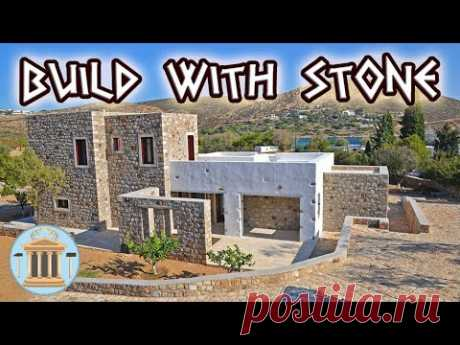 Каменный успех - строим дома из камня