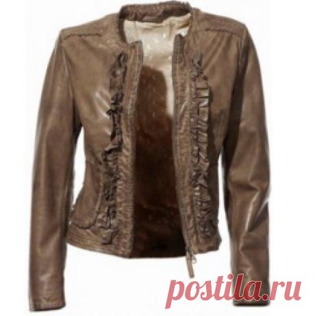 Чем почистить кожаную куртку и придать ей блеск?