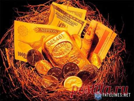 Сильный заговор на деньги в Новолуние 24 марта 2020 года. Чтобы деньги водились...
