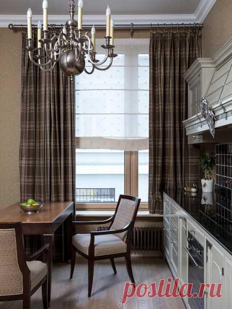 Идеи дизайна кухни в интерьере квартиры | кухни фото