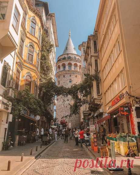Стамбул, Турция ...