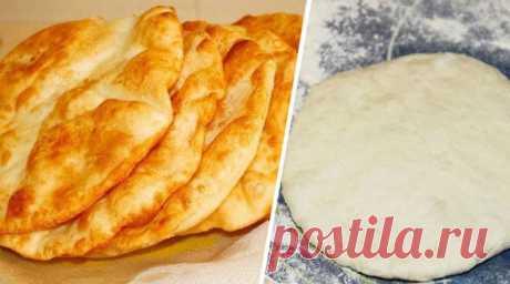 Хрустящие венгерские Лангоши. Это вкуснейшие лепешки с картошкой!