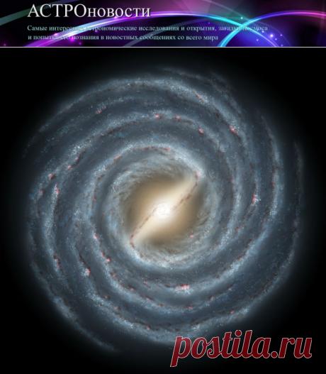 Масса Млечного Пути: найден новый путь ее измерения   АСТРОновости