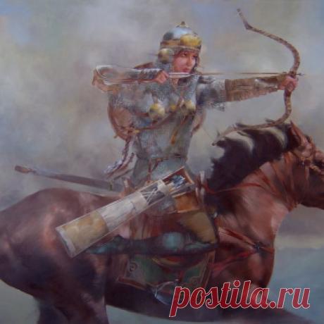 Тюркские женщины-воительницы: беспощадные Амазонки Средневековья | Журнал РЕПИН.инфо